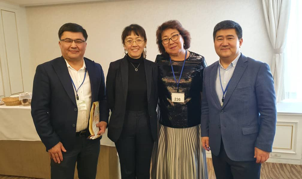 Япония жана Кыргызстан арасында өткөн бизнес форум